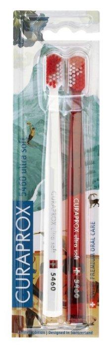 Зубная щетка Curaprox CS 5460 Ultra Soft Swiss