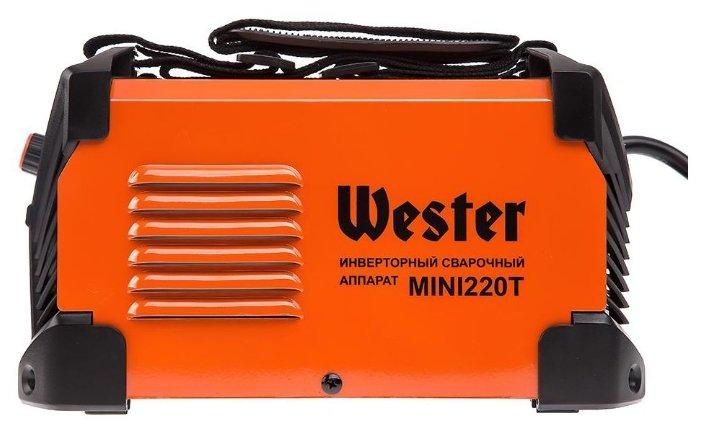 Сварочный аппарат Wester MINI 220T (MMA)