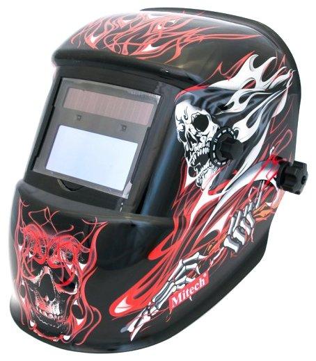Маска Mitech Red Skull