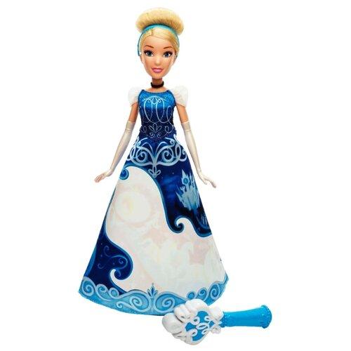 Кукла Hasbro Disney Princess Золушка в сказочной юбке, B5299 hasbro кукла одри светлые герои в платьях для коронации наследники disney