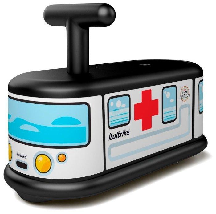 Каталка-толокар Italtrike ABC La Cosa Ambulance