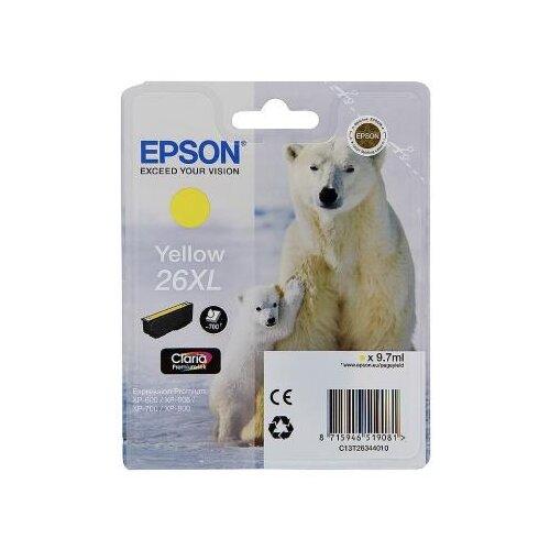 Картридж Epson C13T26344010