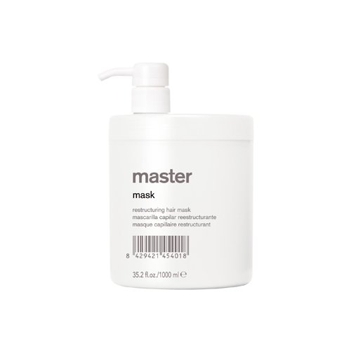 Фото - Lakme Master Маска для волос, 1000 мл lakme master perm selecting system 1 waving lotion лосьон для нормальных волос 500 мл lakme master