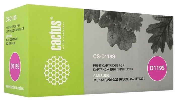 Картридж cactus CS-D119S