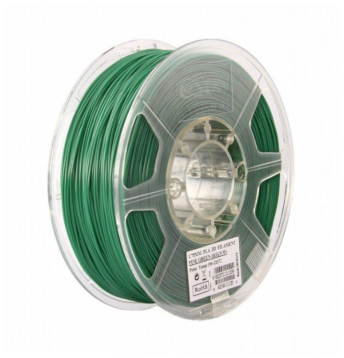 PLA пруток ESUN 1.75 мм темно-зеленый (pine green)