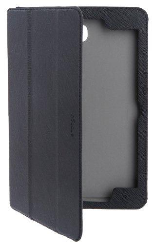 Чехол Snoogy SN-SGTA8-SMT355-BLK-LTH для Samsung Galaxy Tab A 8.0 SM-T355