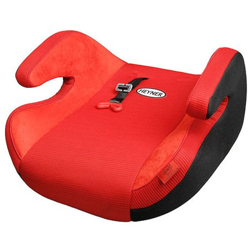 Фото - Бустер группа 2/3 (15-36 кг) Heyner SafeUp XL Comfort, Racing Red автокресло бустер heyner safeup fix xl красный солнцезащитные шторки в подарок