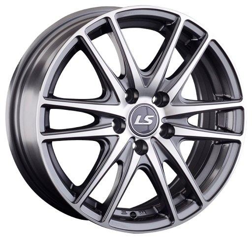 Колесный диск LS Wheels LS362 6x16/4x100 D60.1 ET41 GMF