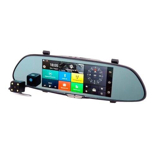 Видеорегистратор XPX ZX867, 2 камеры, GPS, черный