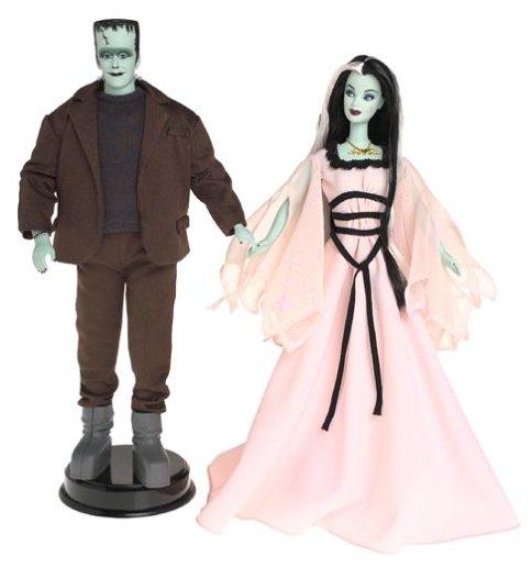 Набор кукол Barbie Семейка монстров, 50544