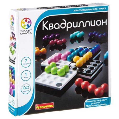 Купить Головоломка BONDIBON Smart Games Квадриллион (ВВ1057), Головоломки