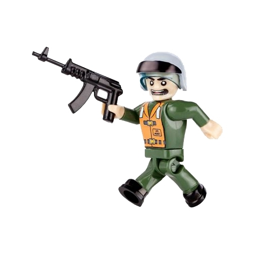 Конструктор Cobi Small Army 2335 Гидроплан