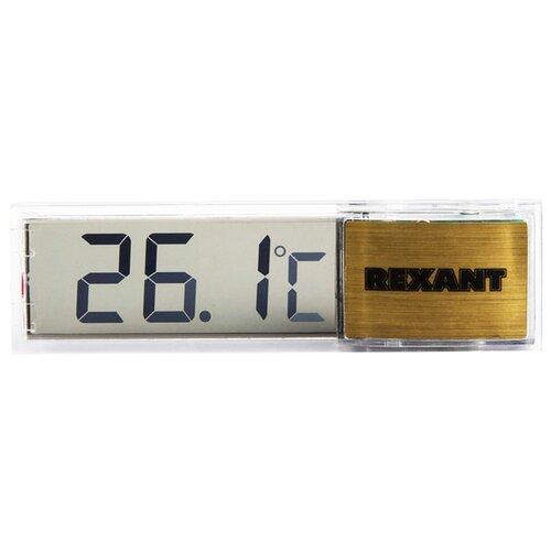 Термометр REXANT RX-509 белый
