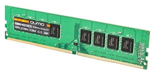 Qumo DDR4 2400 DIMM 4Gb