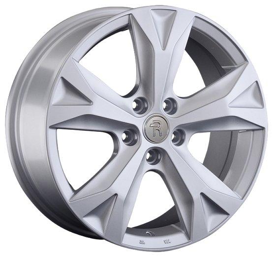 Колесный диск Replica KI229 7.5x18/5x114.3 D67.1 ET50.5 S