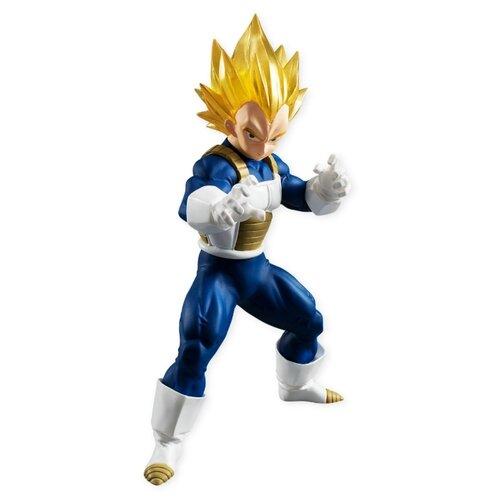Bandai Dragon Ball Styling Vegeta 22cm dragon ball z scultures big resurrection of f styling god super saiyan son goku bardock pvc action figure toy kt1759