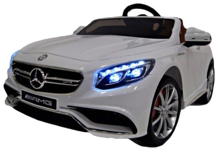 RiverToys Автомобиль Mercedes-Benz S63 HL169