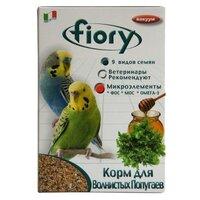 Fiory корм Pappagallini для волнистых попугаев