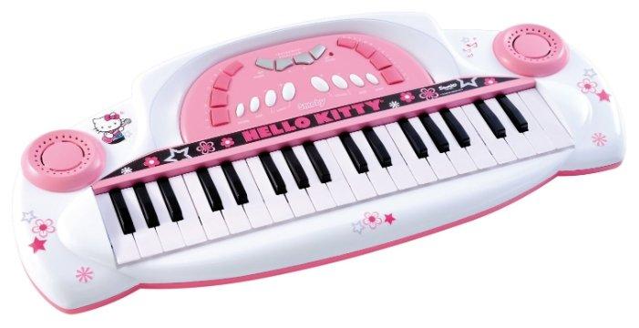 Smoby пианино Hello Kitty 27298