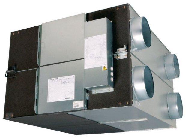 Вентиляционная установка Mitsubishi Electric Lossnay LGH-150RX5-E