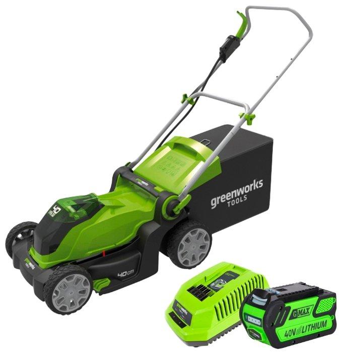 Greenworks 2504707VB G40LM40K4