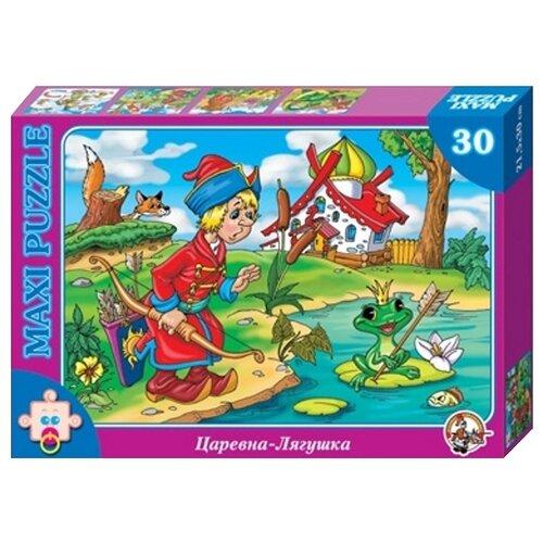 Купить Пазл Десятое королевство Макси Царевна лягушка (00205), 30 дет., Пазлы