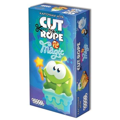Купить Настольная игра HOBBY WORLD Cut The Rope (издание Magic), Настольные игры