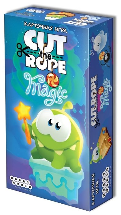 Настольная игра HOBBY WORLD Cut The Rope (издание Magic)