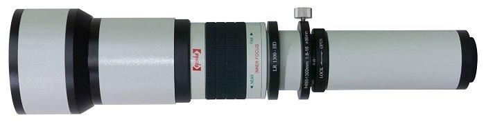 Объектив Opteka 650-1300mm f/8-16 Nikon F