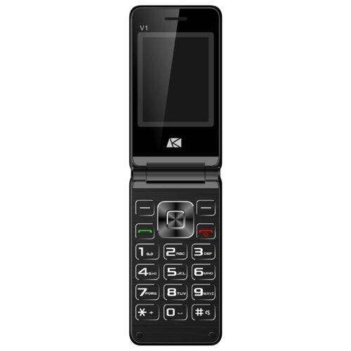 цена на Телефон Ark Benefit V1 серый