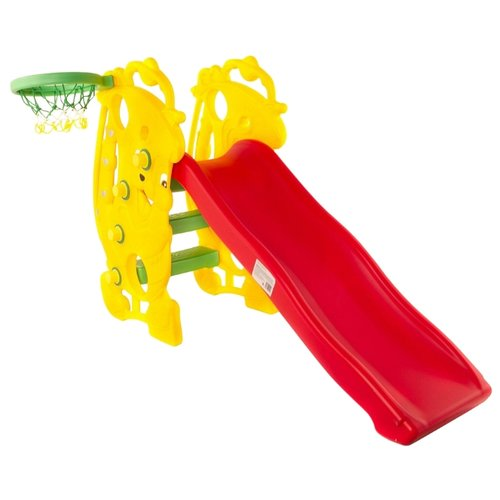 Купить Горка CHING-CHING SL-09 Саксофон желтый/красный/зеленый, Игровые и спортивные комплексы и горки