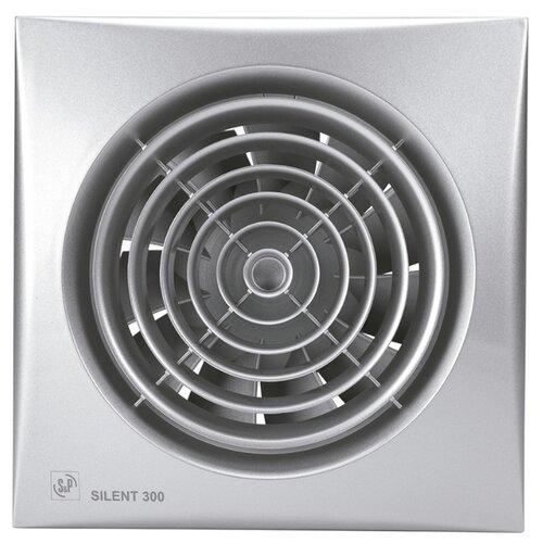 Вытяжной вентилятор Soler & Palau SILENT-300 CZ, silver 29 Вт цена 2017