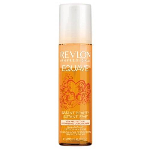 Revlon Professional Equave Кондиционер несмываемый двухфазный для защиты от солнца для волос, 200 мл натуральные средства защиты от солнца