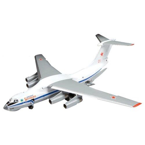 Купить Сборная модель ZVEZDA Военно-транспортный самолёт Ил-76МД (7011) 1:144, Сборные модели