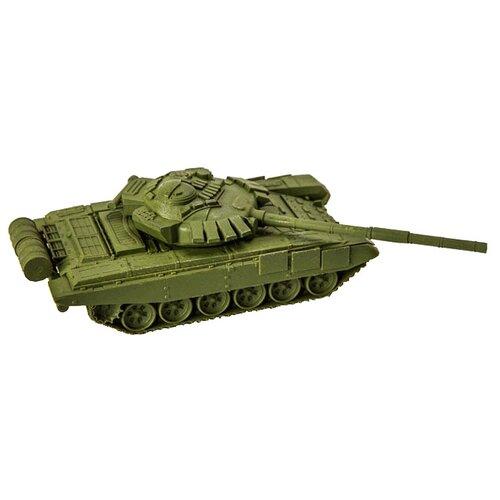 Сборная модель ZVEZDA Советский основной боевой танк Т-72Б (7400) 1:100 сборная модель zvezda браво 2065 1 100