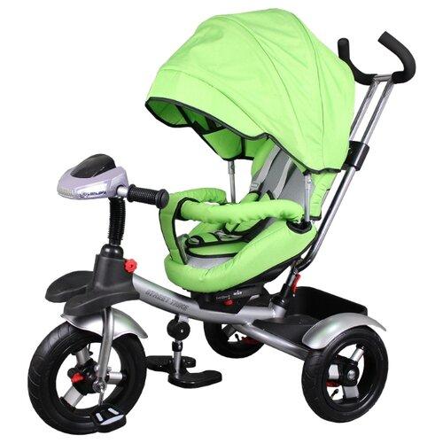 Купить Трехколесный велосипед Street trike A49, зеленый, Трехколесные велосипеды
