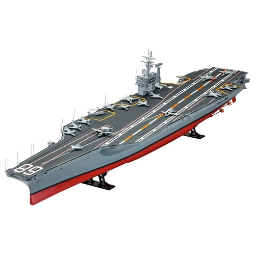 Сборная модель Revell U.S.S. Nimitz CVN-68 (early) (05130) 1:720