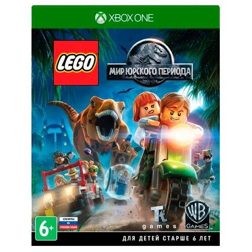 Купить Игра для Xbox ONE LEGO Jurassic World, Warner Bros.