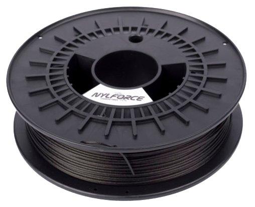 Fiber Force NYLFORCE CARBON FIBER пруток FiberForce 1.75 мм черный