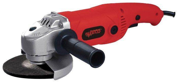 УШМ ALTECO AG 1200-125.1, 1200 Вт, 125 мм