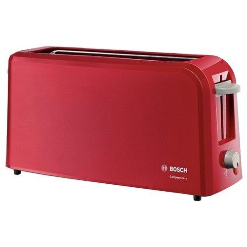 Тостер Bosch TAT 3A004, красный