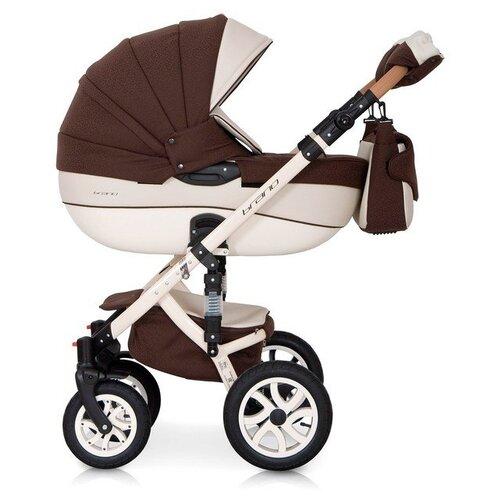 Купить Универсальная коляска Riko Brano Ecco (3 в 1) 13 chocolate, Коляски