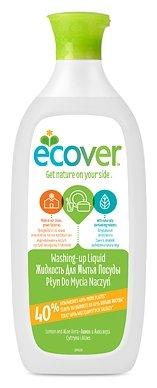 Ecover Жидкость для мытья посуды Lemon and aloe vera