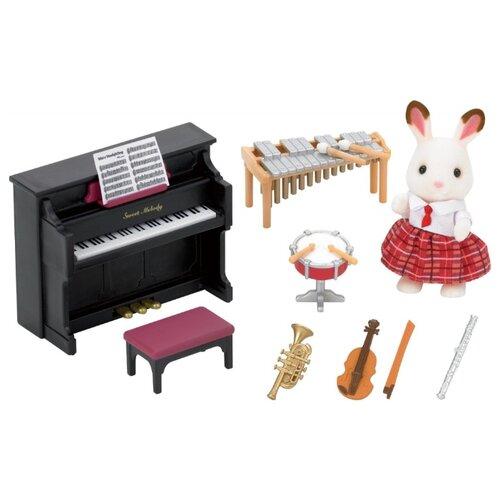 Купить Игровой набор Sylvanian Families Школьный оркестр 5106, Игровые наборы и фигурки