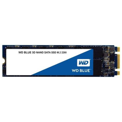 Твердотельный накопитель Western Digital WD Blue SATA 1000 GB (WDS100T2B0B)