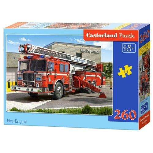 Пазл Castorland Fire Engine (B-27040), 260 дет.