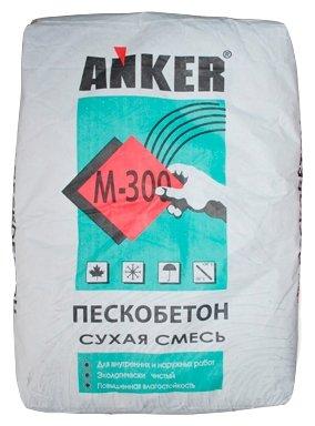 Пескобетон ANKER М-300, 40 кг