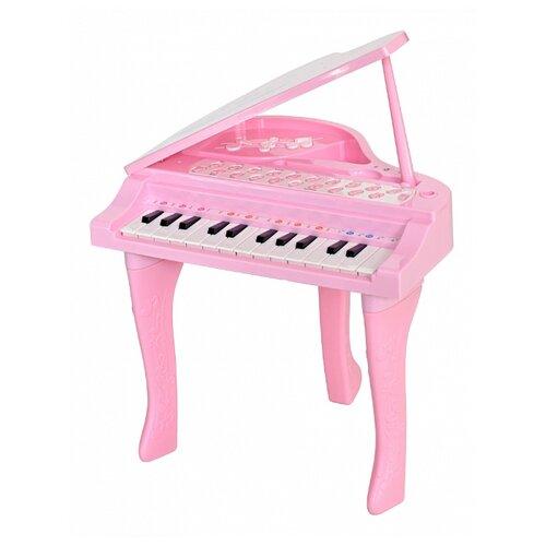 Everflo музыкальный центр Рояль розовыйДетские музыкальные инструменты<br>