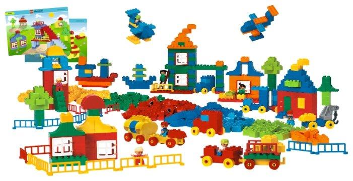 Конструктор LEGO Education PreSchool DUPLO Большой набор 9090
