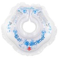 Baby Swimmer Круг на шею  0m+ (3-15 кг) Гламур